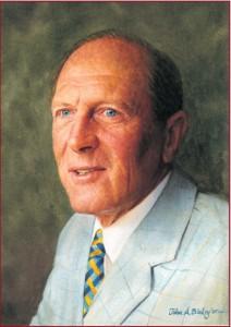 Individual Portrait of Geoffrey Boycott