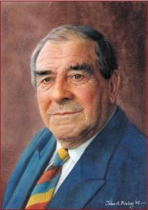 Individual Portrait of F S Trueman