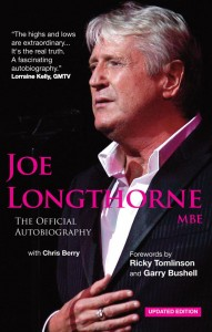Joe Longthorne: The Official Autobiography