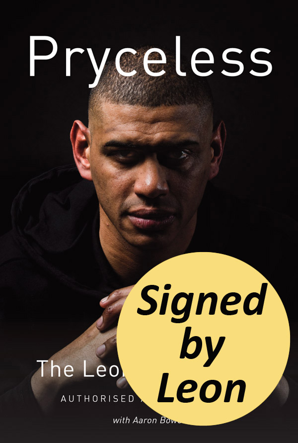 Leon Pryce – Pryceless Signed