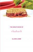 Rhubarb Cover Full