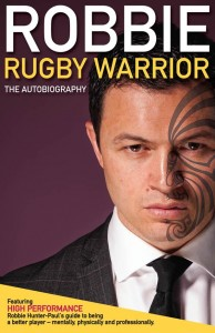 Robbie: Rugby Warrior