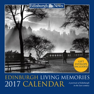 Edinburgh Living Memories Calendar 2017
