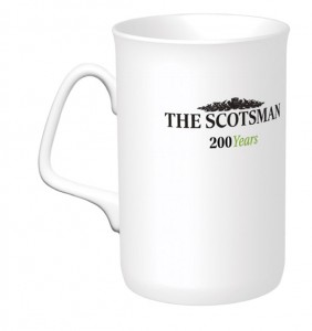 Scotsman 200 Mug