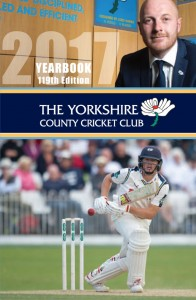 The Yorkshire County Cricket Club Yearbook 2017