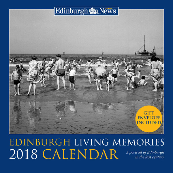 Edinburgh Living Memories Calendar 18
