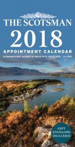 The Scotsman Appointment Calendar 2018
