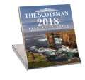 Scotsman Desktop Calendar 3D