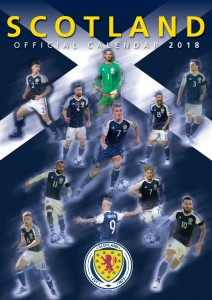 Scotland International Football Official Calendar 2018