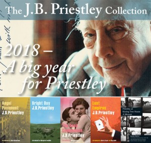 JB Priestley Novels & KTH offer