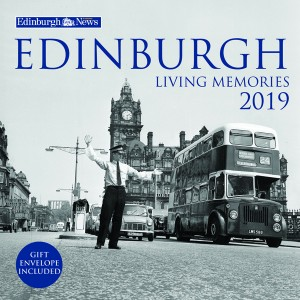 Edinburgh Living Memories Calendar 2019