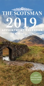 The Scotsman Appointment Calendar 2019
