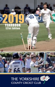The Yorkshire County Cricket Club Yearbook 2019
