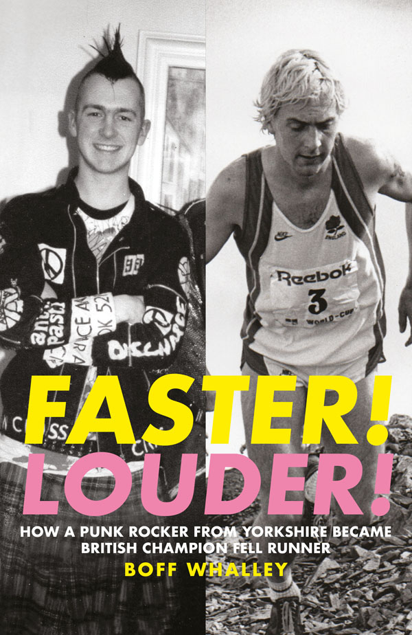 Faster! Louder!